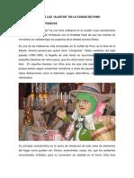 Alasita en Puno