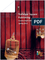 Spring 2012 Trafalgar Square Publishing Catalog Canadian Rights Edition