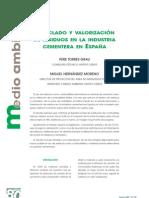 Grau Torres, Hernández Moreno, Carreras Carrasco - 2009 - Reciclado y valorización de residuos en la industria cementera en España(2)