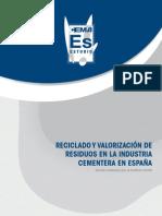 Grau Torres, Hernández Moreno, Carreras Carrasco - 2009 - Reciclado y valorización de residuos en la industria cementera en España