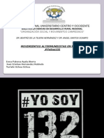 yosoy132 Analisis