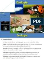 Aula Ecologia Geral