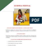 Competencia Linguistica Textual