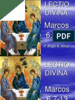 Lectio Divina Mc 6,7-13