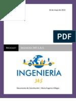 CONSTITUCIÓN INGENIERIA 345