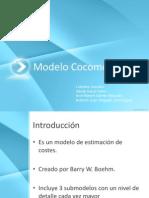 COCOMO Gestion y Evaluacion de Proyectos Presentacion.ppt