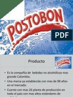 5p Marketing Mix Postobon Elias Alvarez