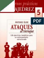 Cuadernos prácticos de ajedrez 5 - A. Gude
