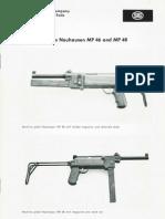 Sig MP46 MP48 Operation Manual