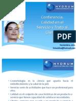 Conferencia hydrum
