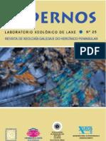 Serie de trabajos geoquimicos-geológicos