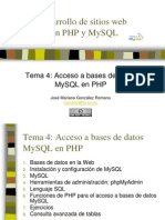 Configuracion de PHPMYADMIN