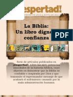 La Biblia Un Libro Digno de Confianza