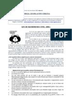 Guia Familia en Legislacion Chilena 2009