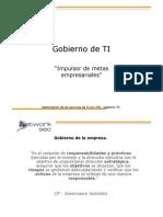 Seminario ITIL Gob TI