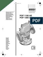 Bosch Pof1300ace Es