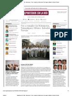 16/05/2013 Reporteros en la Red