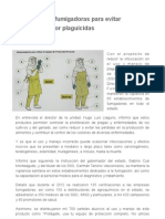 09-05-13 eltuxtepecano Vigila SSO 65 fumigadoras para evitar intoxicación por plaguicidas