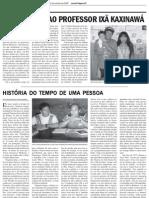 HISTÓRIA DO TEMPO DE UMA PESSOA