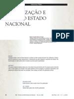 Globalização e Crise do Estado Nacional