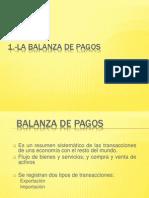 5.-Balanza de Pagos