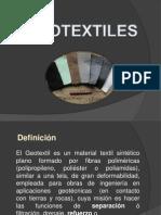 Geo Textiles