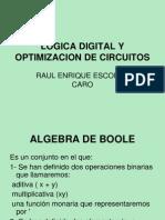 Logica Digital y Optimizacion de Circuitos-upc