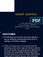 14072009 1652 Cancer Gastrico 2009 Dr Bautista