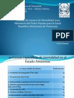 AMAZONAS_Causas de muerte en el año 2009