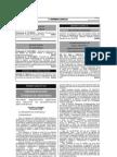 DS 054-2013-PCM- Disposiciones especiales para ejecución de procedimientos administrativoss