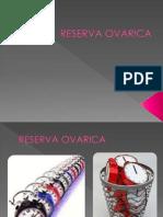 Reserva Ovarica Arreglada Por Fran