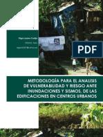 Metodologia Analisis Vulnerabilidad Inundaciones y Sismos
