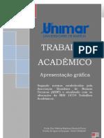 Modelo Trabalho Academico-unimar