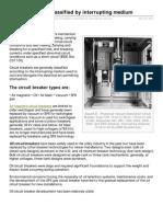 Electrical-Engineering-portal.com-Circuit Breakers Classified by Interrupting Medium