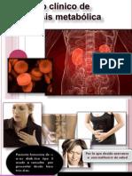 Acidosis Metabolica Expo de Bioquimik