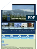 PIA Calabarzon 2 PR ( May 16 , 2013), Dispatch for May 17 , 2013 ( Friday), 5 Weather Watch, 14 OFW Watch , 15 Online News