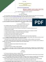 Lei nº 11091 do brasil
