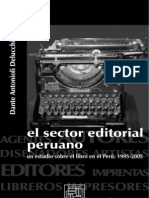 El Sector Editorial Peruano (Antonioli)