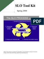 SLO toolkit