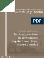 Prog Arquitect Tecnicas