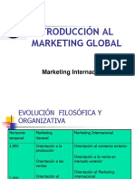 Marketing Internacional vs. Global