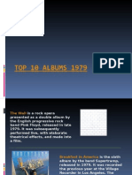 Top 10 Albums 1979-Baby Boomers