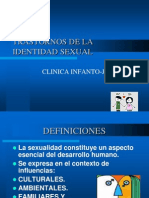 Trastorno Identidad Sexual.ppt2012