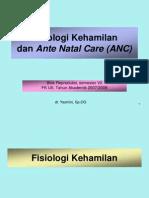 Fisiologi Kh