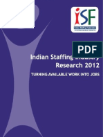 ISF Research 2012