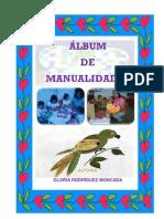 ÁLBUM DE MANUALIDADES - HNIETO