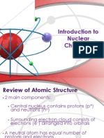 Introduction to Nuclear Chem DTP