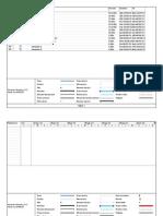 Calendario de Proyecto (Fecha de Entregas)_IS_II