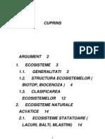 Ecosisteme Acvatice Delta Dunarii TZ