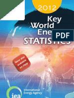 Key Statistics IEA